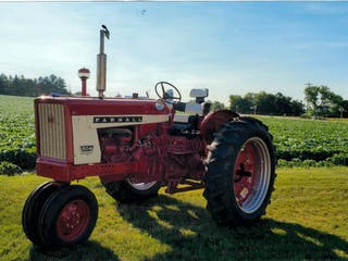 1965 Farmall 504