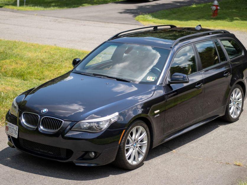 2010 BMW 535i xDrive M Sport Wagon