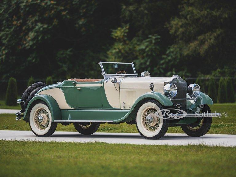 1928 Elcar Model 8-91 Roadster