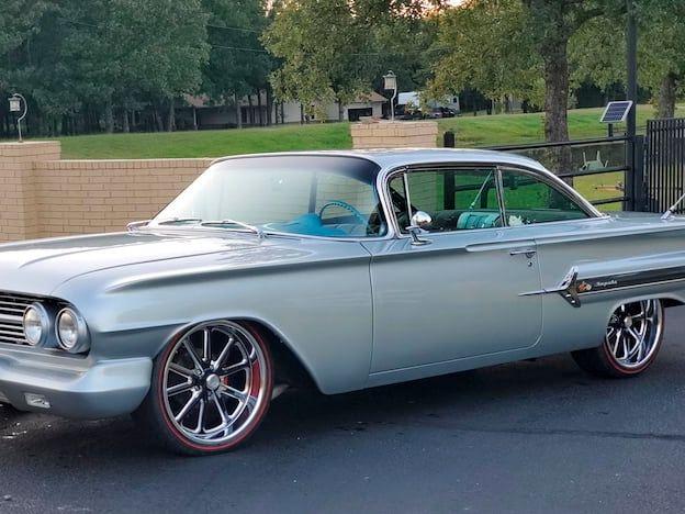 1960 Chevrolet Impala SS Resto Mod