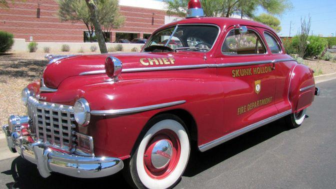 1947 Dodge Fire Chief
