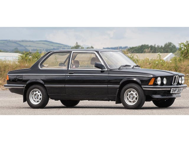 1982 BMW 316 Sports Saloon