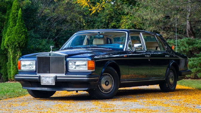 1994 Rolls-Royce Silver Spur III Sedan
