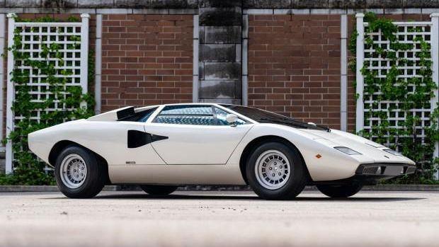 1976 Lamborghini Countach LP400 'Periscopica'