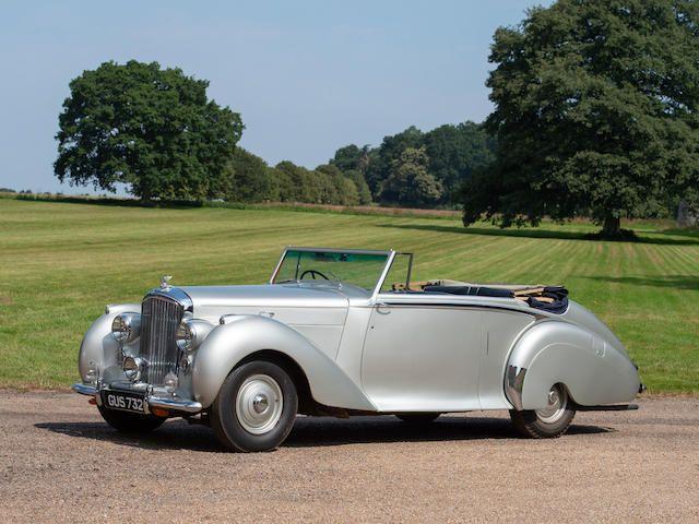 1948 Bentley Mark VI 4¼-Litre Drophead Coupé