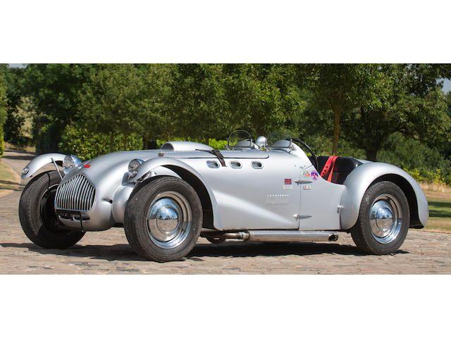 1951 Allard J2 Roadster