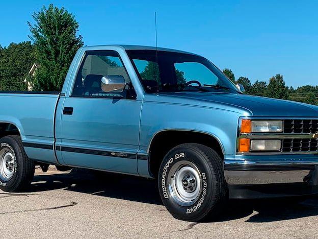 1992 Chevrolet 1500 Pickup