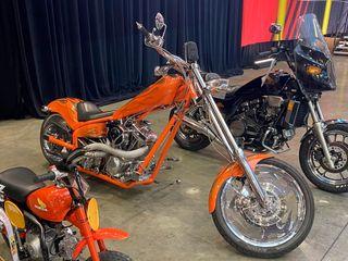 2006 American Iron Horse Texas Chopper