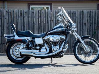 2003 Harley-Davidson Fxdwg Wide-Glide