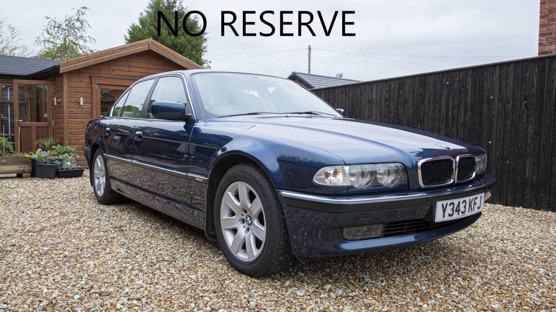 2001 BMW 728i