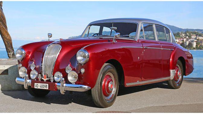 1956 Aston Martin  Lagonda 3 Litre