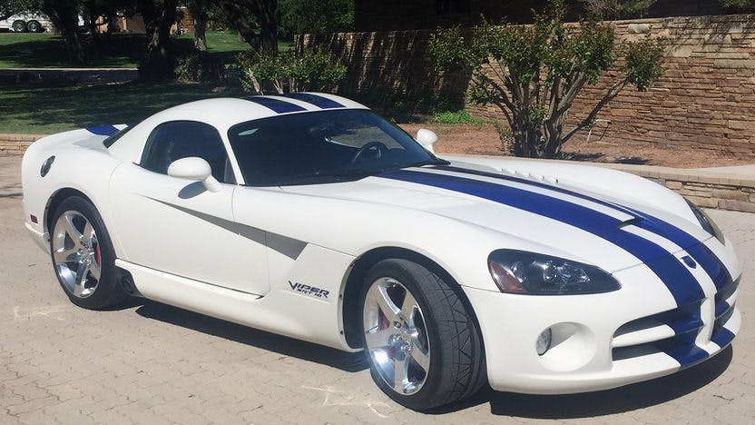 2006 Dodge Viper SRT-10 Voi.9 Edition