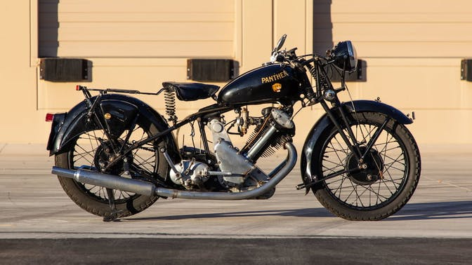 1946 Panther Model 100