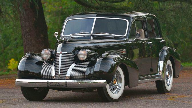 1939 Cadillac Fleetwood 60 Special Resto Mod