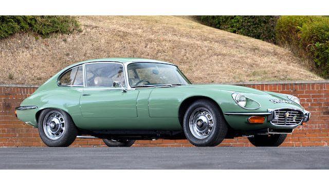 1972 Jaguar E-Type V12 2+2 Coupé