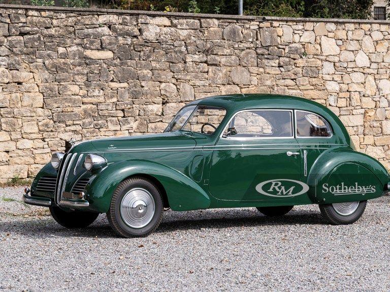 1938 Fiat 1500 B Berlinetta by Touring