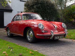 1962 Porsche 356 B Karmann