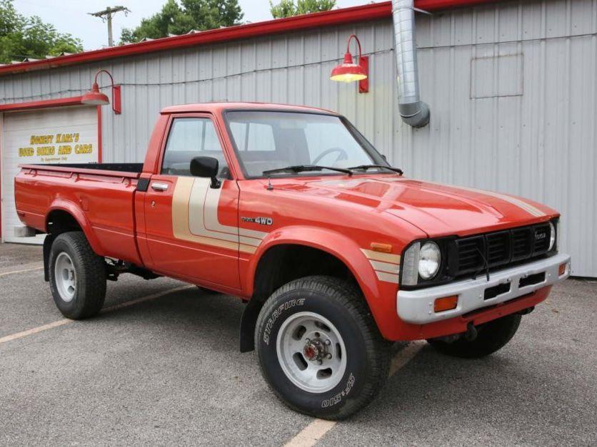 1979 Toyota 4×4 Pickup