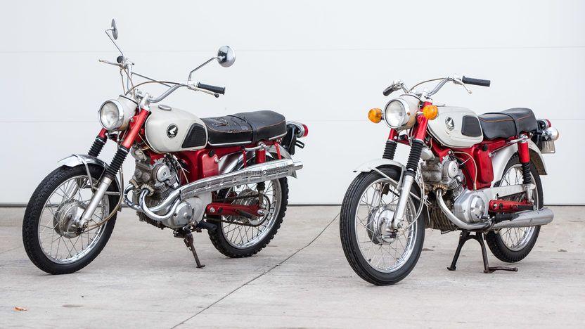1969 Honda SS125
