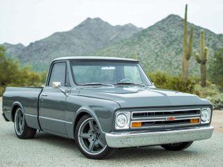 1968 Chevrolet C10 Sb Pickup