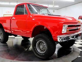 1967 Chevrolet K10 4X4 Pickup