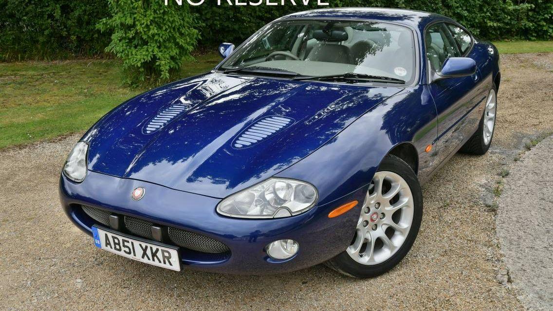2001 Jaguar XKR X100 VIN: SAJAC41N62PA25111 - CLASSIC.COM