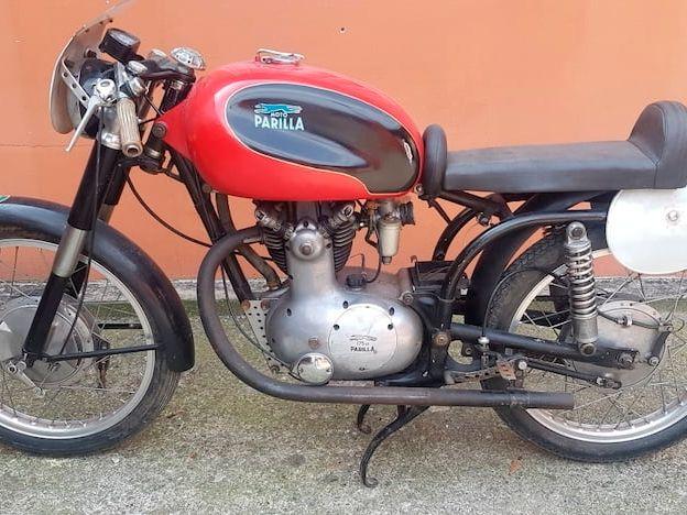 1958 Parilla Hi-Cam Racer