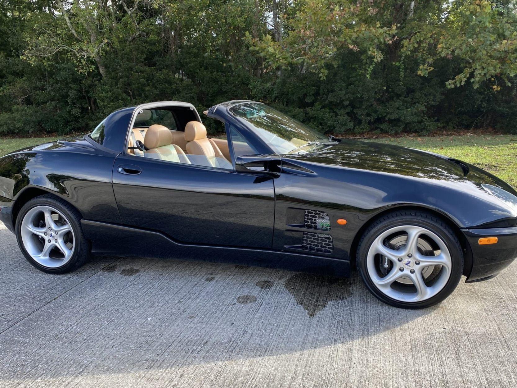2000 Qvale Mangusta 5-Speed
