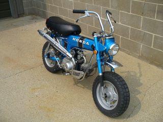 1970 Honda CT-70 Trail 70
