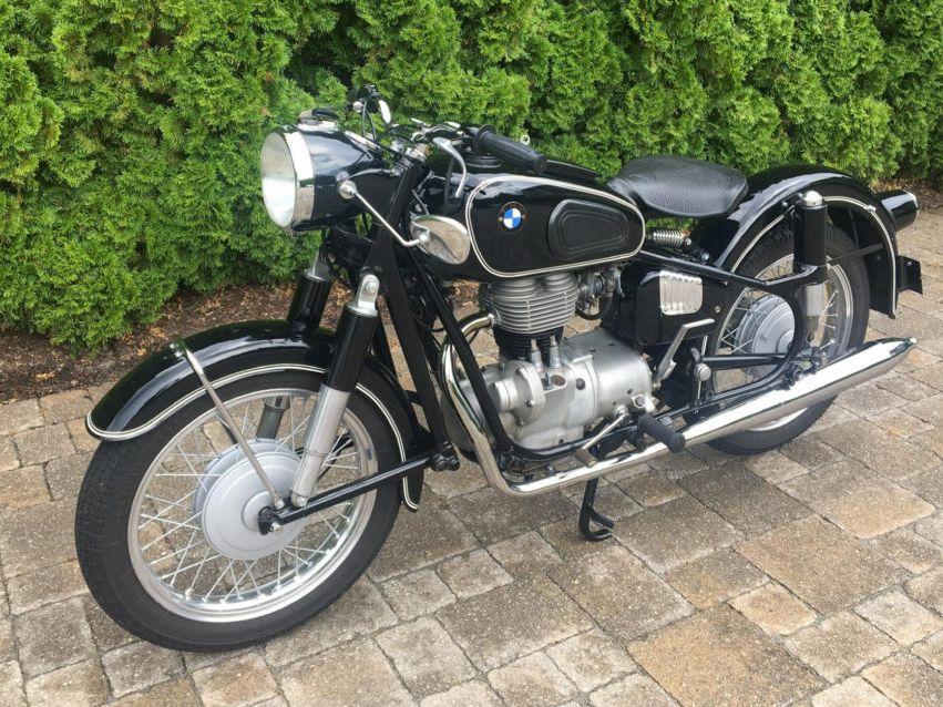 1961 BMW R27