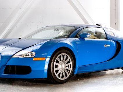 2010 Bugatti  Veyron Eb 16.4 Coupé