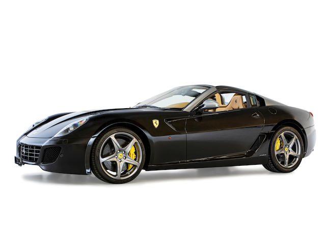 2011 Ferrari 599 Sa Aperta With Factory Hardtop