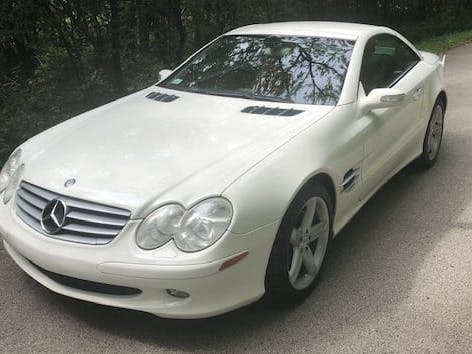 2005 Mercedes-Benz SL500