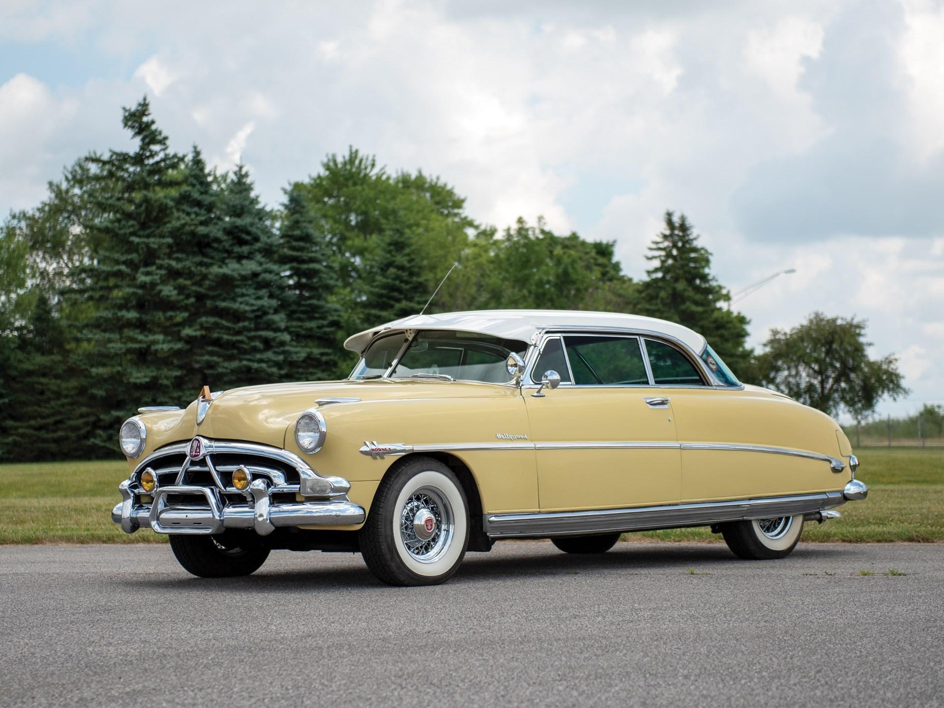 1952 Hudson Hornet Hollywood