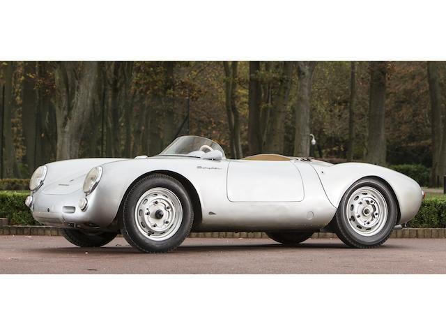1956 Porsche 1.5-Litre Typ 550/1500