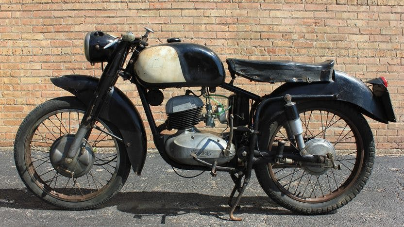 1954 Mondial 160 Sport