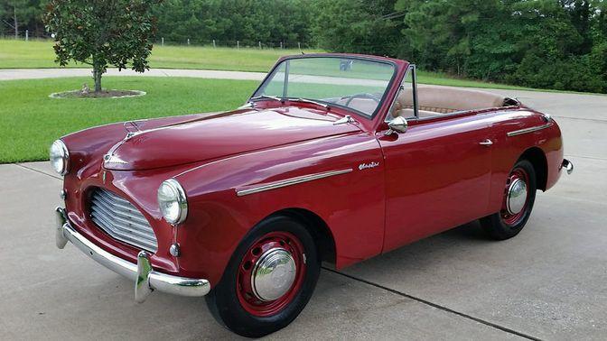 1952 Austin A40 Sport