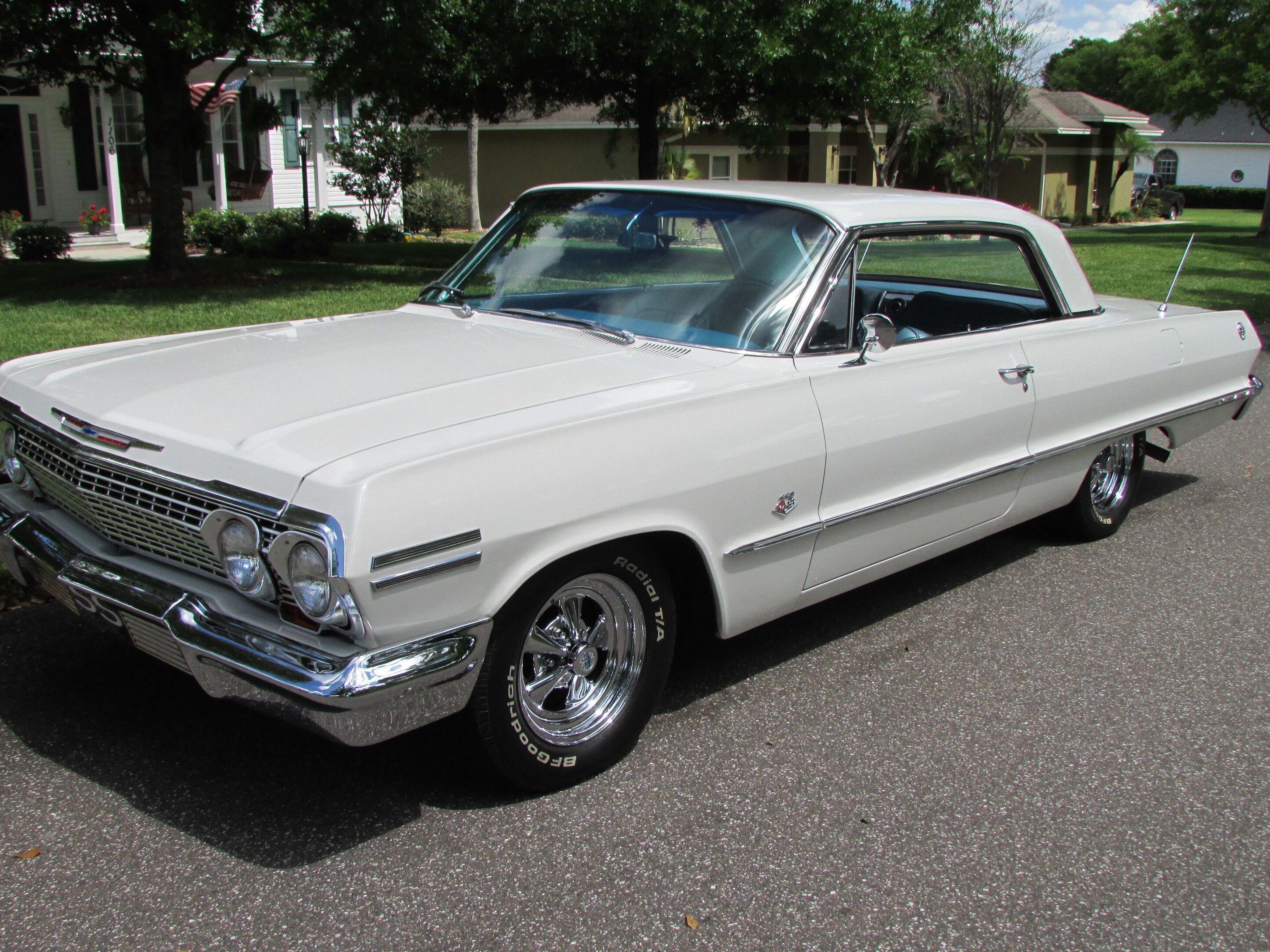 1963 Chevrolet Impala SS Sport Coupe