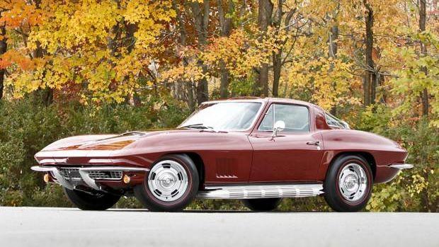 1967 Chevrolet Corvette 427/390 Coupe