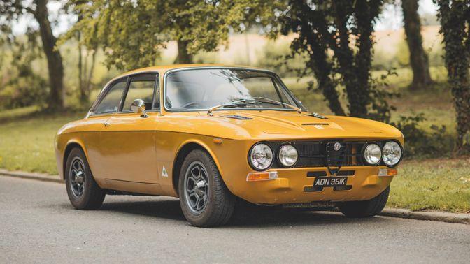 1971 Alfa Romeo Giulia Sprint GTA-P Tribute