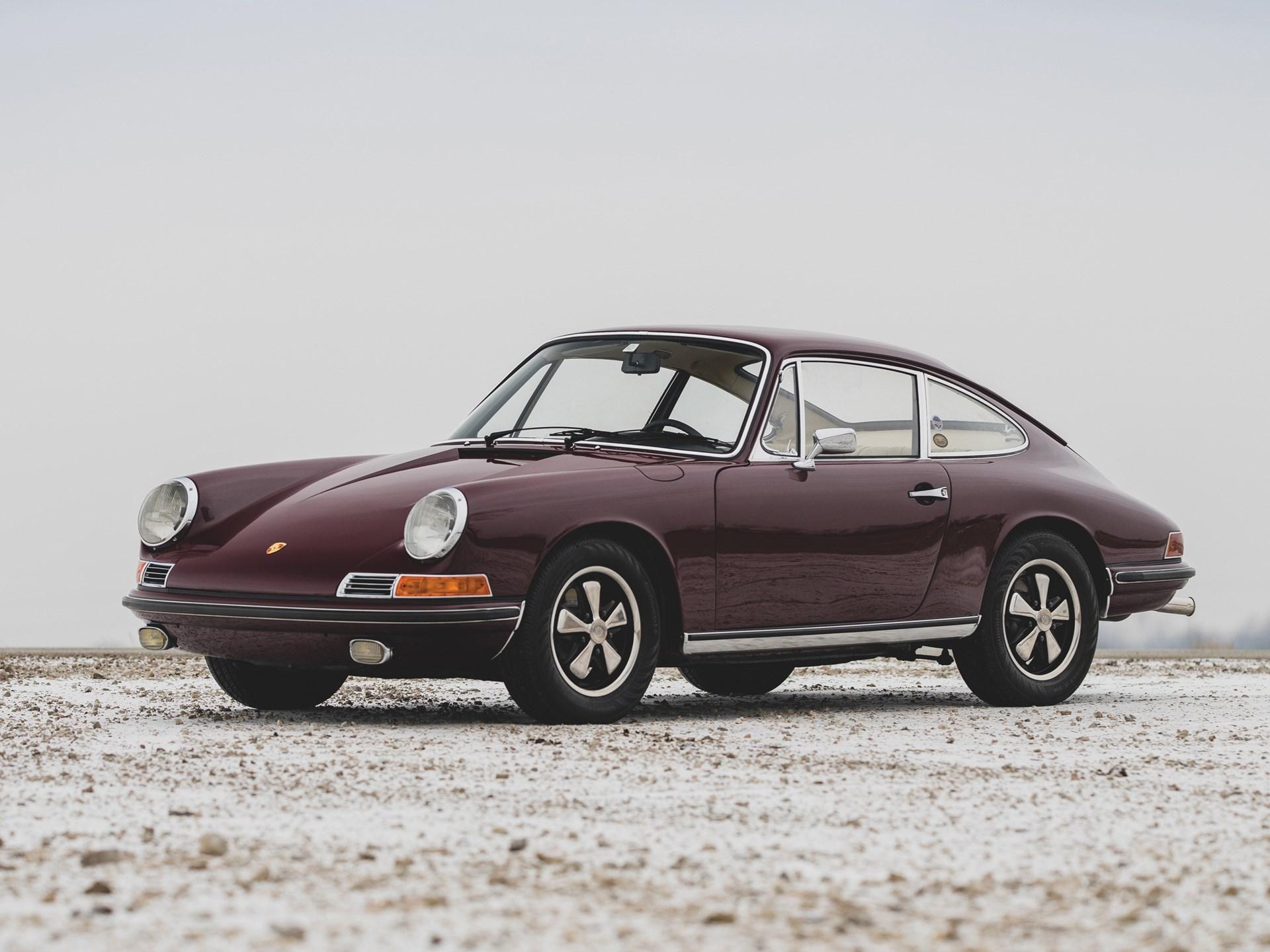 1968 Porsche 911 S 'Sportomatic'