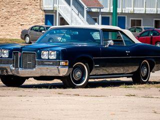 1971 Pontiac Catalina Convertible