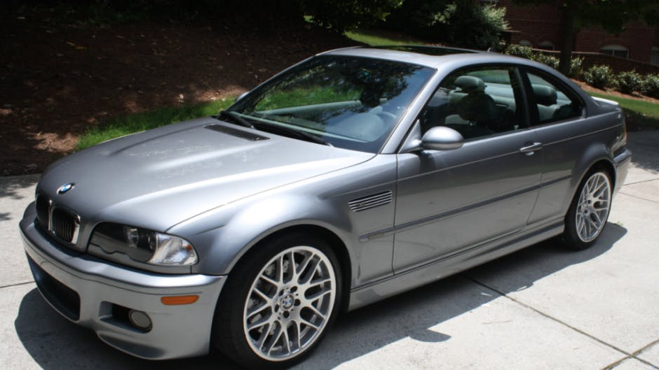 2005 BMW M3 Competition Package 6-Speed