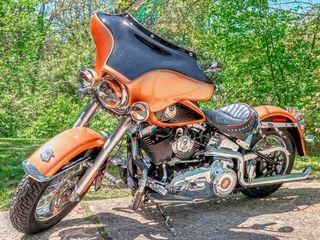 2008 Harley-Davidson Softail