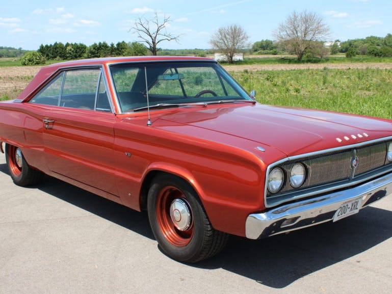 1967 Dodge Coronet Coupe 4-Speed