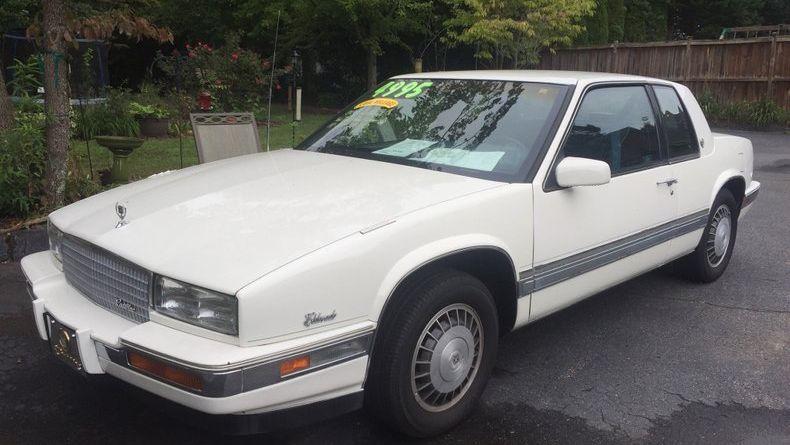1986 cadillac eldorado coupe vin 1g6el5786gu605233 classic com 1986 cadillac eldorado coupe vin