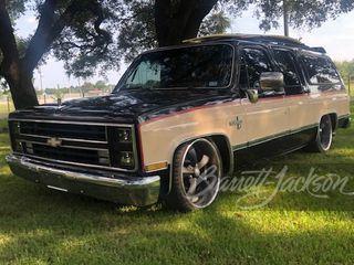 1984 Chevrolet Suburban Custom SUV