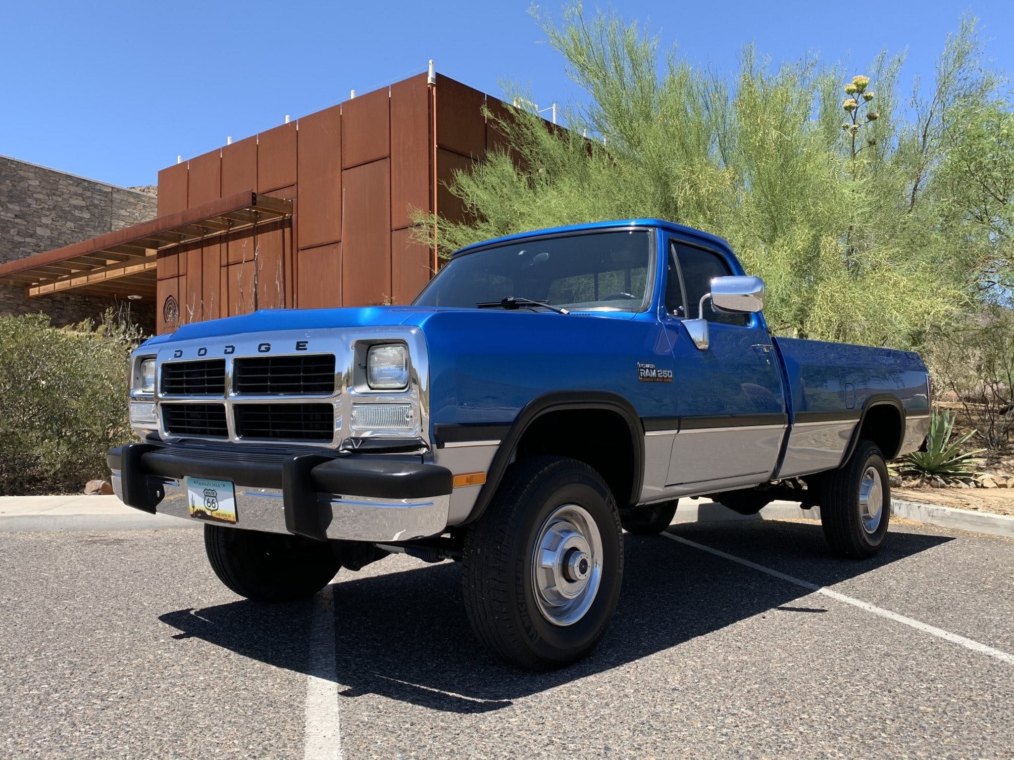 1993 Dodge Power Ram Turbodiesel 250 4×4 5-Speed