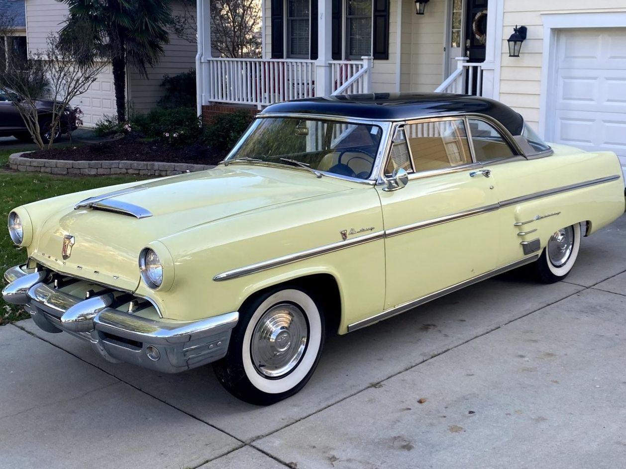 1953 Mercury Monterey Coupe