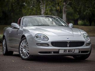 2003 Maserati 4200 Spyder
